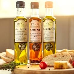 Homemade Oils