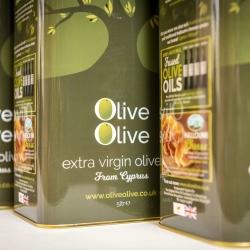 Extra Virgin Olive Oil 5lt tin
