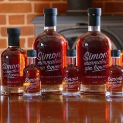 Simon's Marmalade Gin Liqueur - Range