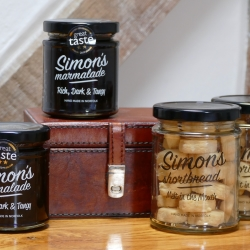 Simon's Marmalade, Simon's Shortbread with box