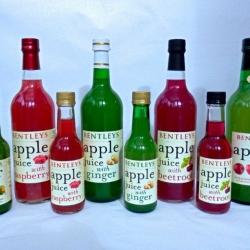 Bentleys Castle Fruit Farm juice
