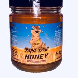 Papa bear Honey Blossom Honey