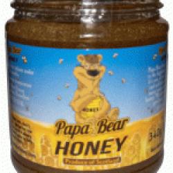 Papa bear Honey Ling Heather Honey