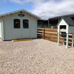 Boganbuie Croft Hut
