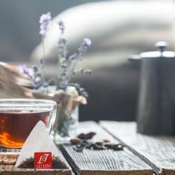 Plastic-free XL Pyramid Teabags