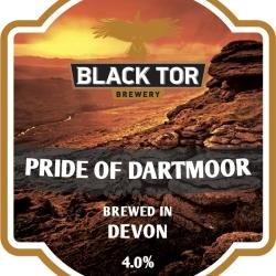 Pride of Dartmoor 4%abv amber ale