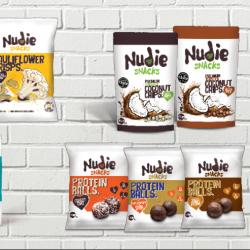 Nudie Snacks Range