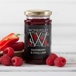 Raspberry & Chilli Jam, 250g