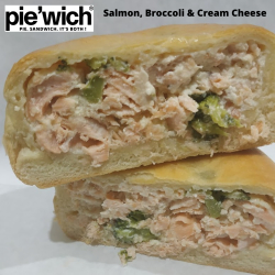 Salmon & Cream Cheese - another award winner