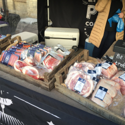 This Little Pig Company at Saltburn Farmers Market