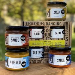 Manfood Sauce Gift Box