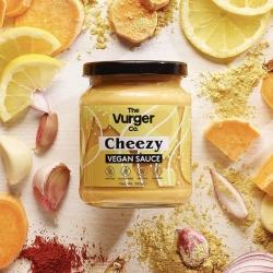 Cheezy Vegan Sauce