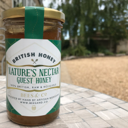 Our Guest Honey showcases other artisan British honey from around the UK
