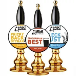 real ale for pubs