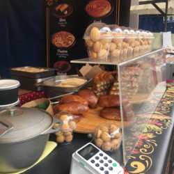 at Cambridge market