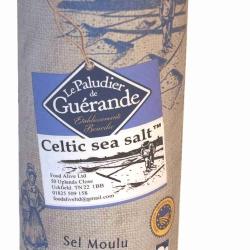 Celtic sea salt shaker 250 g