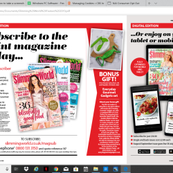 As seen in Slimming World Mag UK