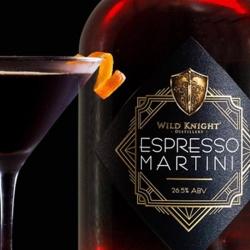 Wild Knight® Espresso Martini