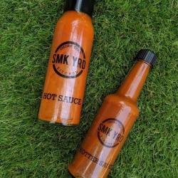 Smoke Yard Hot Sauces