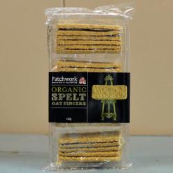 healthy spelt biscuits