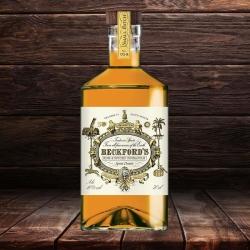Beckford's Spiced Pineapple Rum 70cl 40%