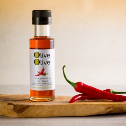Chilli Fused Olive Oil