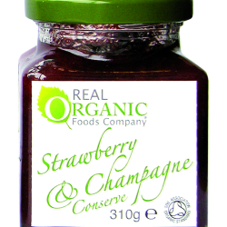 Strawberry & Champagne Conserve