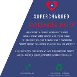 Kure Supercharged Oxygen Spring Water