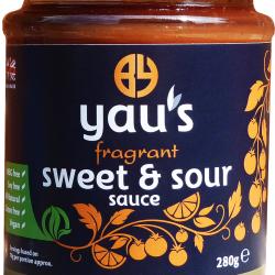 Yau's Sweet and Sour Sauce