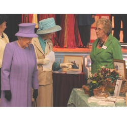 As Presented to Her Majesty Queen Elizabeth II