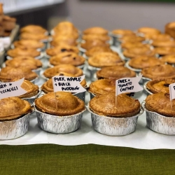 Thornton's Flavoured Pork Pies