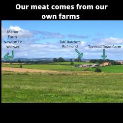 Farm to fork, 5 short miles