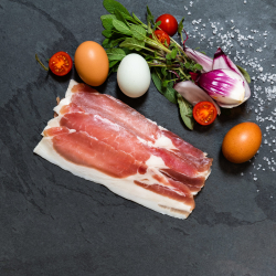 Outdoor reared Berkshire Pork, the best you can get!