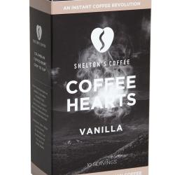 Shelton's Coffee Hearts Vanilla