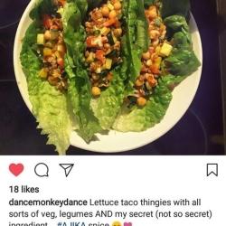 Vegan Recipe with Ajika