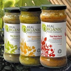 Thai sauce range