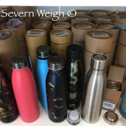 onegreenbottle Stainless steel thermal water bottles