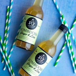 Ginger & Lime Kombucha