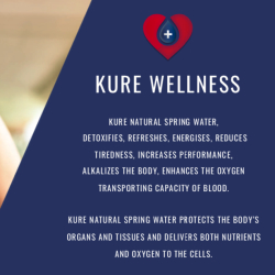 Kure Oxygen Water for Wellness