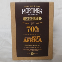 West African 70% Chocolate