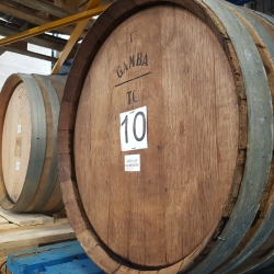 The Vinegar Ageing Barrel