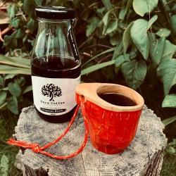 Derw cold brew coffee original black