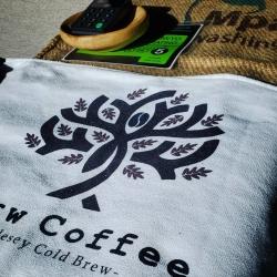 Derw coffee market stall