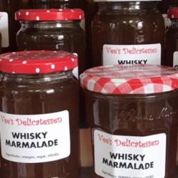 Homemade Marmalade Selection