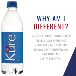 Kure Oxygen water is different