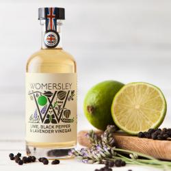 Lime, Black Pepper & Lavender Vinegar, 100ml