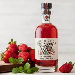Strawberry & Mint Vinegar, 250ml