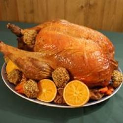 Pearce Family Turkeys