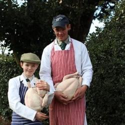 Staffordshire Turkeys