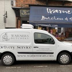 A Warner Butchers